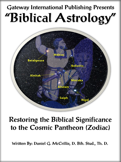 Biblical Astrology